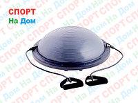 Полусфера гимнастическая серый для BOSU (диаметр 59 см)
