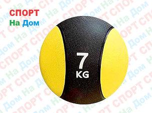 Фитнес медбол на 7 кг (медицинский мяч), фото 2
