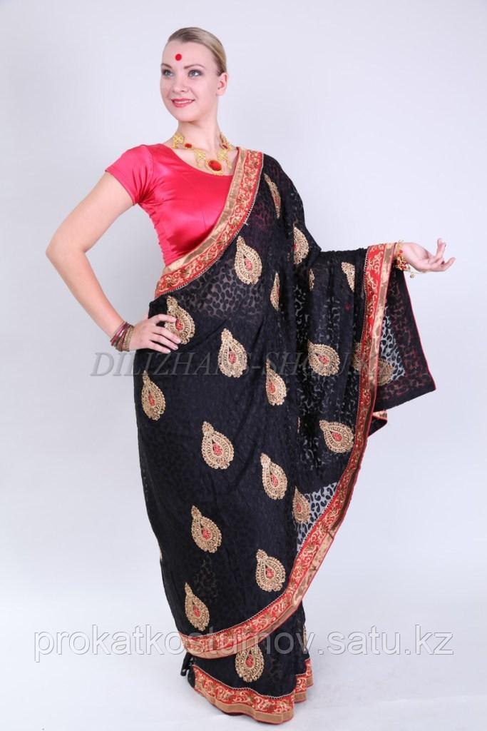 Индийские сари на прокат - фото 1