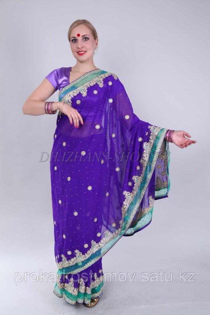 Индийские сари на прокат - фото 2
