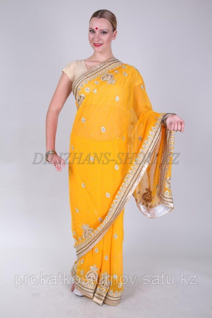 Индийские сари на прокат - фото 4