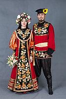 Русские народные костюмы в аренду