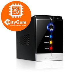Источник бесперебойного питания UPS SVC V-1000-F, 1000VA, 600ВТ, Smart, USB, AVR стабилизатор Арт.4069
