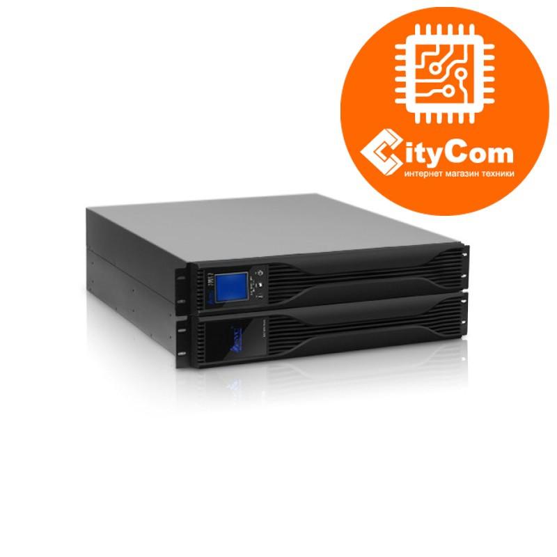 UPS SVC RT-2KL-LCD, 2000VA,1400W, Стоечный 19'' 4U, On-Line, SMART, AVR