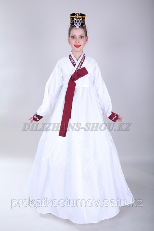 Корейские национальные костюмы в аренду