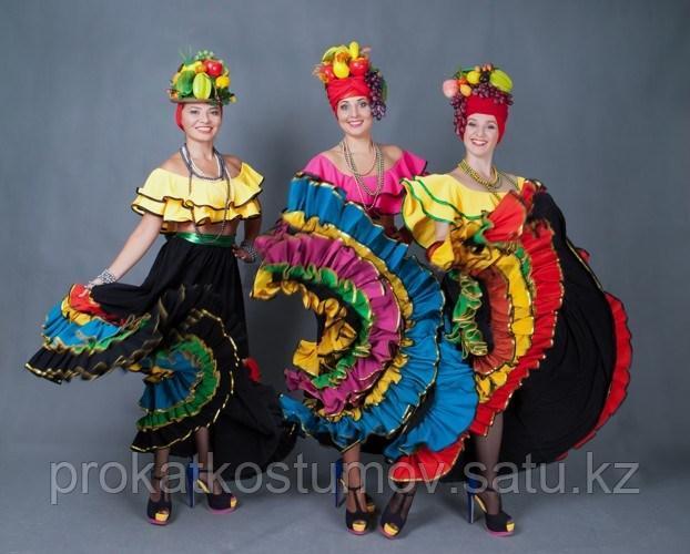 Бразильские костюмы в аренду
