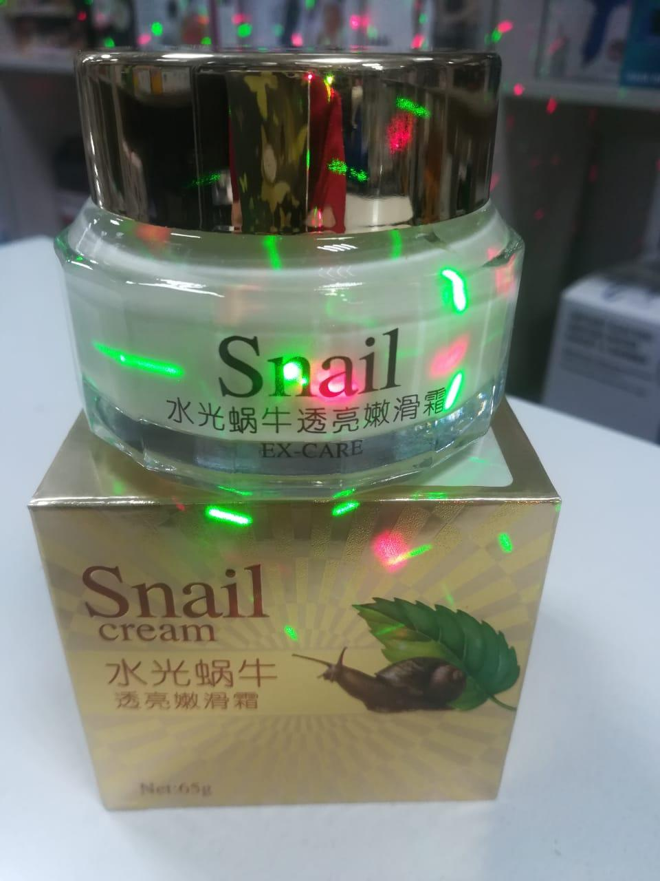 Улиточный крем Snail