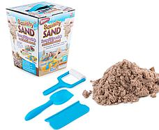 Кинетический живой песок для лепки Squishy Sand (Сквиши Сэнд), фото 3