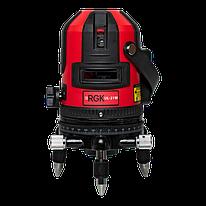 Лазерный нивелир RGK UL-21W