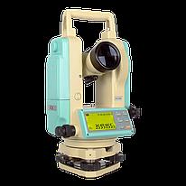 Электронный теодолит RGK T-05 (оптический отвес)