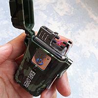 Токовая зажигалка LIGHTERв подарочной коробке., фото 1