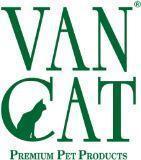 Van Cat линейка бентонитовых наполнителей для кошачьих туалетов