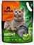 Murkel 10л Яблоко (круглый) Комкующийся наполнитель для кошачьего туалета, 8кг, фото 2