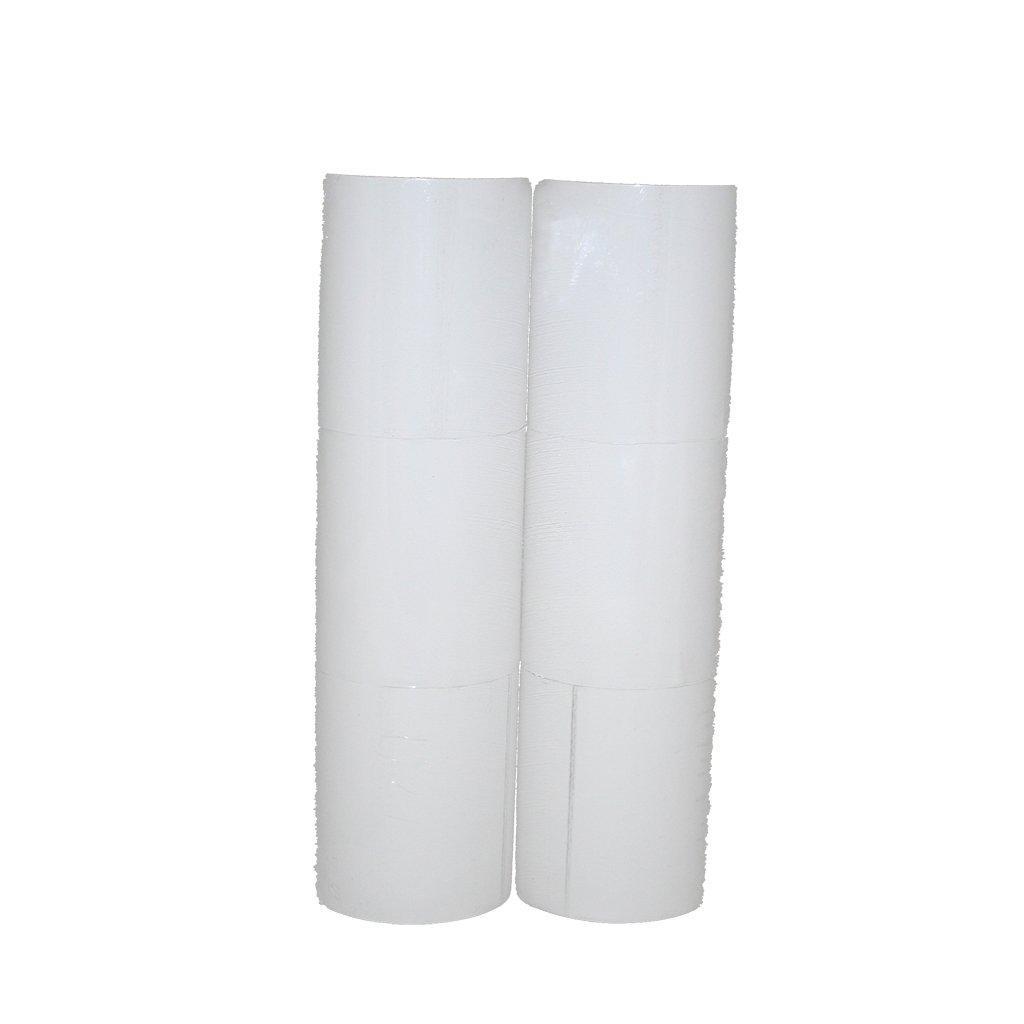 Чек. лента внеш. 80ммх80м, внутр. d 12мм, бел., (термо), бумага