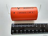 Батарея литиевая 3,6в. Минамото ER34615
