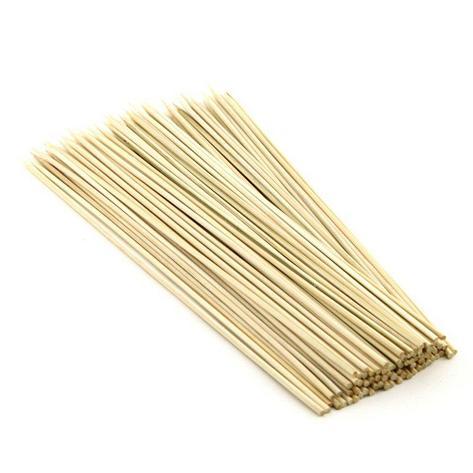 Палочки д/шашлыка, 2,5x250мм бамбук, 100 шт, фото 2