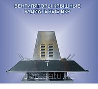 Вентилятор крышный ВКР 3,15 (0,18кВт/1500об.мин) коррозионностойкий