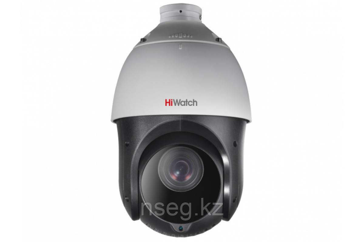 2Мп уличная скоростная поворотная IP-камера с ИК-подсветкой до 100м DS-I225