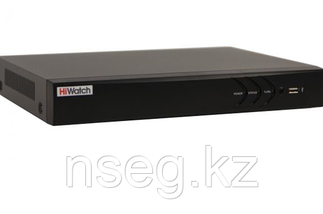 4-х канальный IP-регистратор DS-N304