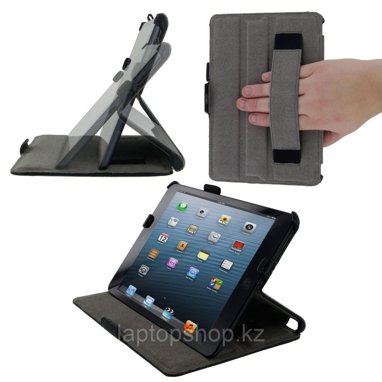 Чехол на планшет RooCase Slim Fit Folio Case Cover Sleeve Stand Adjustable for Apple iPad Mini Black