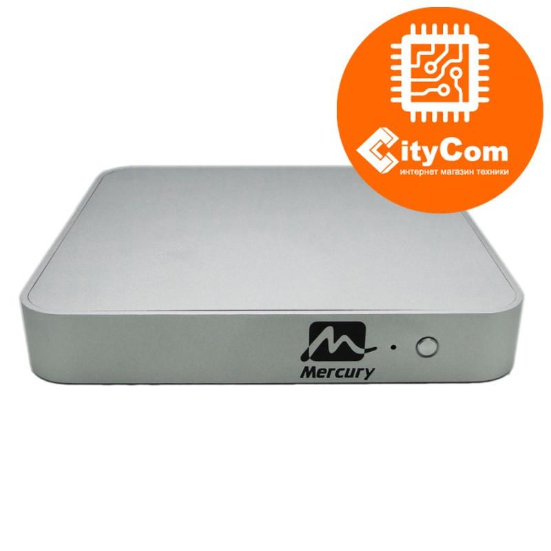 Неттоп Mini PC Mercury i37C Fanless. Мини ПК. Nettop. Тонкий клиент.