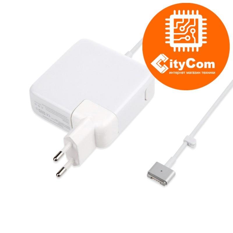 Зарядное устройство для Apple MacBook Air, MagSafe 2 45W. Блок питания.