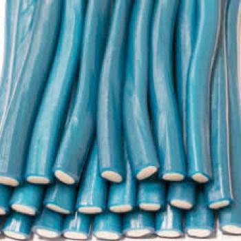 """Жев.мармелад """"Палочки гигантские Ежевика"""" (синие) 1,7кг 30шт /FINI Испания/"""
