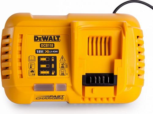 Зарядное устройство DeWalt XR 18В и FLEXVOLT 8A