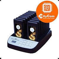 Система оповещения клиентов iBells-610, комплект с 16 пейджерами. Оригинал.