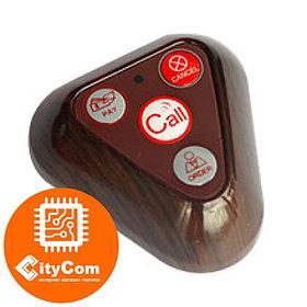 Кнопка вызова официанта iBells YK500-4H, 4 функции. Беспроводная. Оригинал. Арт.4534