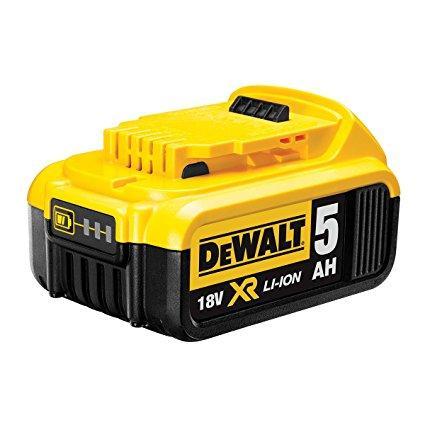 Аккумулятор Li-Ion DeWalt 18B 5.0A