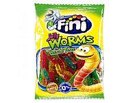 "Жев.мармелад ""Червячки чистые"" 100гр  Worms /FINI Испания/"