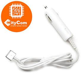 Автомобильное зарядное устройство для Apple Macbook Magsafe2 60W Small Арт.4553