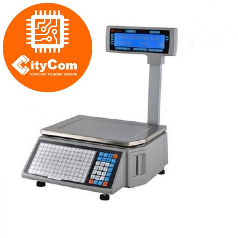 Весы торговые с печатью этикеток (цен) Rongta RLS1000 для магазинов