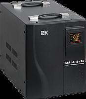 Стабилизатор напряжения переносной HOME 1,5кВА (СНР1-0-1,5) IEK IVS20-1-01500