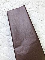 Упаковочная бумага Тишью - коричневая, фото 1