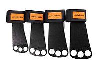 Накладки гимнастические кожаные универсальные  размеры  XL, S, фото 1