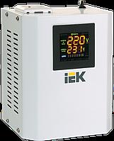 Стабилизатор напряжения настенный BOILER 0,5кВА IEK IVS23-1-05000