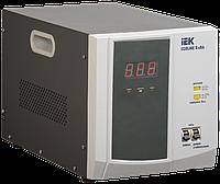 Стабилизатор напряжения переносной ECOLINE 5кВА IEK IVS26-1-05000
