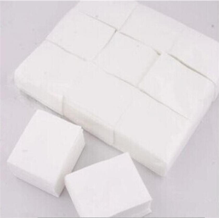 Безворсовые салфетки белые 1000 шт