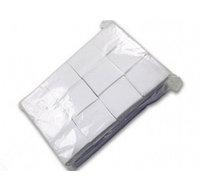Безворсовые салфетки белые 1000 шт, фото 2