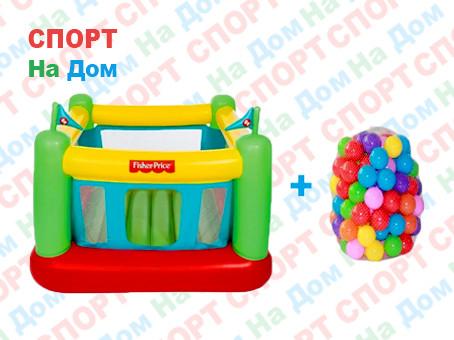 Надувной детский батут Bestwey 93532 (комплекс для детей)