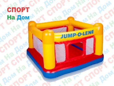 Надувной детский батут Intex 48260 (размеры: 174 х 174 х 112 см), фото 2