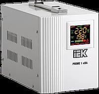 Стабилизатор напряжения переносной PRIME 1кВА IEK IVS31-1-01000