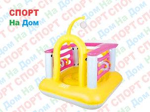 Игровой надувной батут Bestway 52122 (Размеры: 142 х 142 х 165 см), фото 2