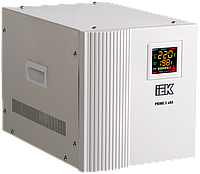Стабилизатор напряжения переносной PRIME 5кВА IEK IVS31-1-05000