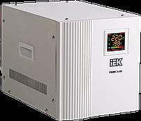 Стабилизатор напряжения переносной PRIME 3кВА IEK IVS31-1-03000