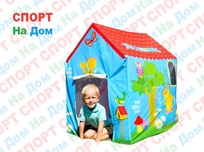 Детский игровой домик-палатка Bestway 52201 ( размеры 102 х 76 х 114 см )