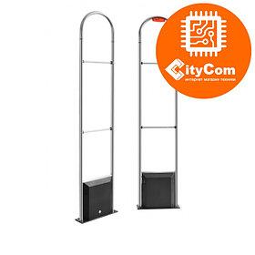Антикражные ворота (антенна) Smart Security E-RF1, радиочастотные, 8.2MHz, противокражные. Комплект.