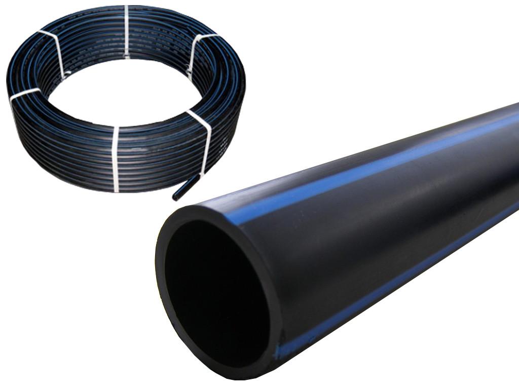 Труба сантехническая черная Ф100